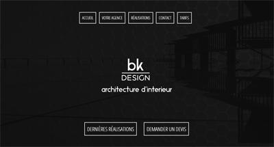 Projet bk Design