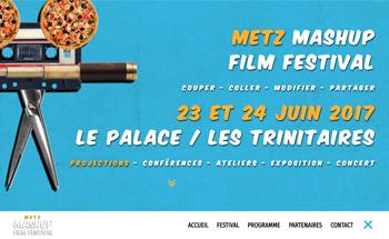 Projet Metz Mashup Film Festival