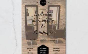 Projet Atelier du Coiffeur