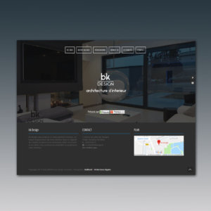 Site web bk Design