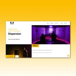 Site web associazione NuVo fiche film